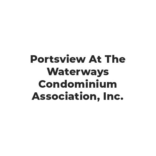 Portsview At The Waterways Condominium Association, Inc_