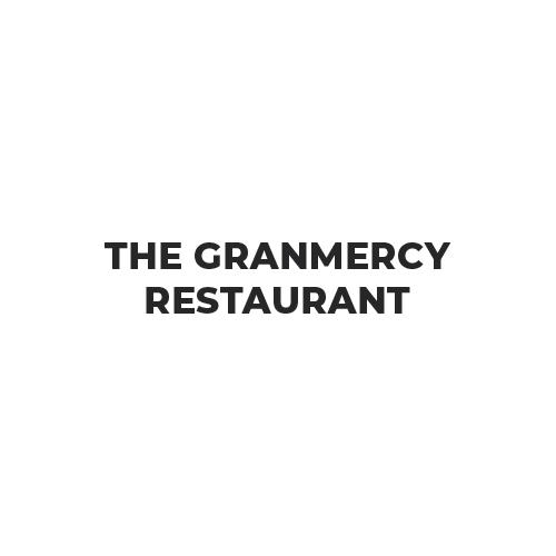 THE GRANMERCY RESTAURANT